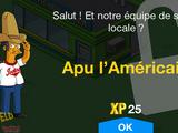 Apu l'Américain