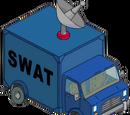 Van du SWAT