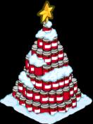 Arbre bière Duff Noël