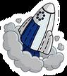 Fusée Icon