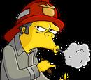 Moe Chef des pompiers