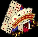 Château de cartes d'Homer