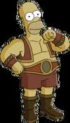 Homer le colosse