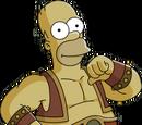 Homer le colosse alternatif