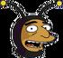 Homme abeille Icon