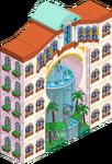 Complexe hôtelier élitiste