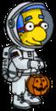 Milhouse costume
