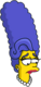 Marge Glamazone Triste
