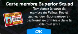 Annonce carte Superior