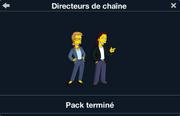 Directeurs de chaîne