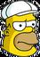 Super Big Homer Ennuyé