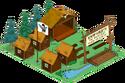 Camp vacances Krusty
