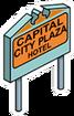 Hôtel Plaza de Capital City Icon