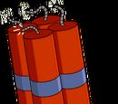 Pack Dynamite animatronique