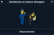 Gendarmes et voleurs étrangers