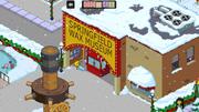 Musée de cire de Springfield Maggie