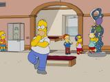"""Promotion de l'épisode """"Homer is Where the Art Isn't"""""""