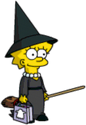 Lisa costume