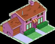 Maison violette