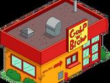 C'est pas un Krusty Burger