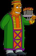 Dr Hibbert Kwanzaa