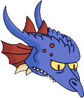 Burns Dragon Icon