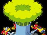 Grand huit Radioactive Man