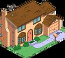 Maison des Simpson