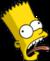 Bart Horrifié
