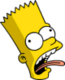 Bart Horrifié