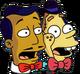 Gabbo & Arthur Surpris