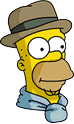 Cool Homer Icon