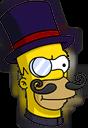 HomerMaléfique Icon