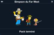 Simpson du Far West