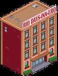 Hôtel Rio Days-Inn-Ero