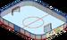 Patinoire de l'équipe de hockey