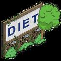 Panneau DIET