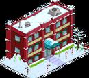 Appartement d'Apu de Noël