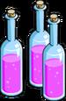 Elixir bouteille
