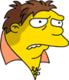 Barney Triste