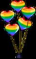Ballons merveilleux