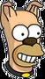 Chien Homer Content