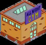 Club de gym 24h-24