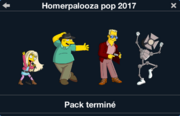 Homerpalooza pop 2017