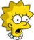 Lisa Surpris Icon