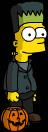 Bart costume