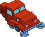 Camion de nettoyage