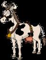 Cheval peint