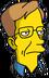 Stephen Hawking Inexpressif