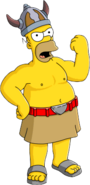 Homer Barbare